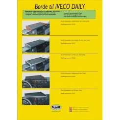 Bord til Iveco daily