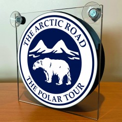 Lys box 12/24 volt   The arctic Road